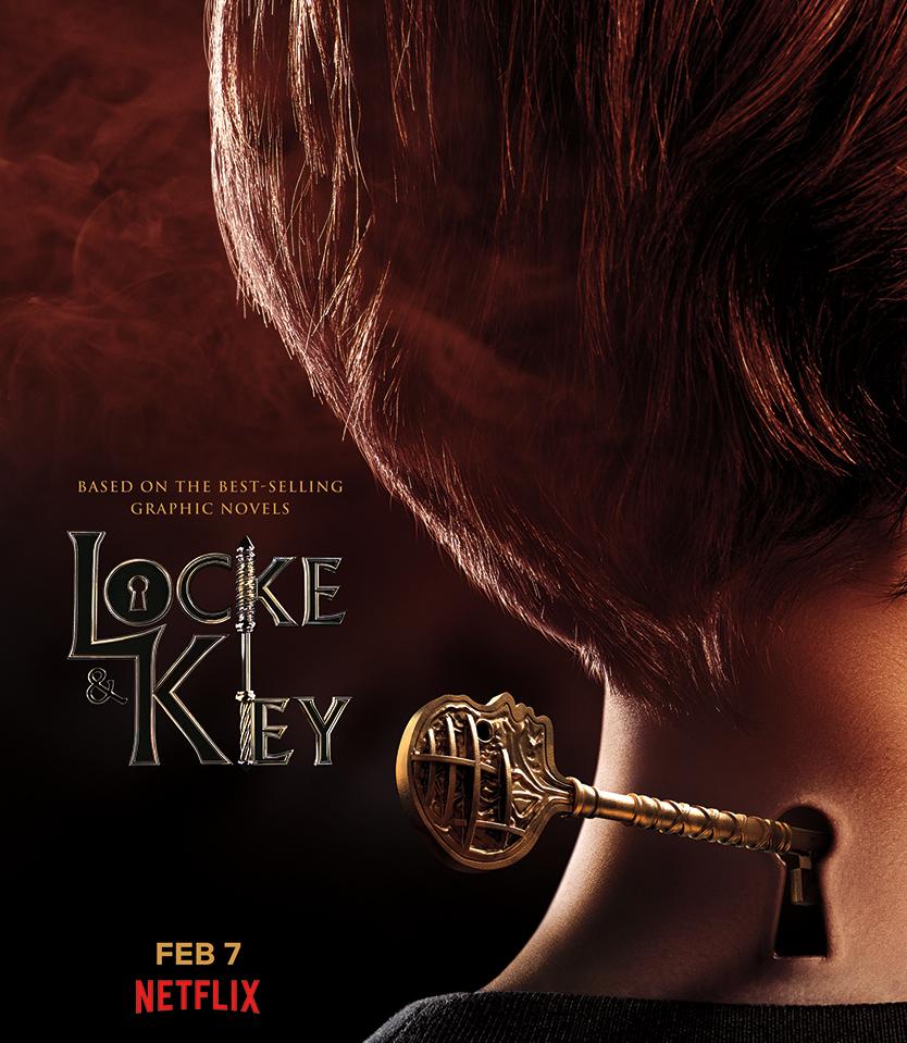 Locke and Key image