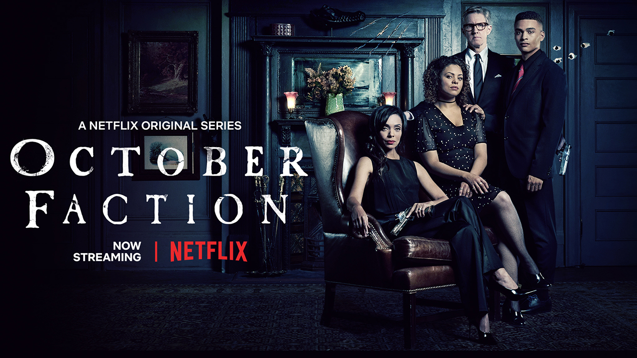 October Faction Netflix image